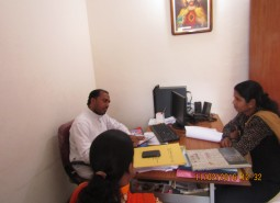 Interview Sessions at DDU GKY Campus