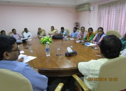 Review Meeting at Kakkanad-1 (1)