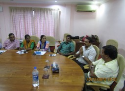 Review Meeting at Kakkanad-1 (2)